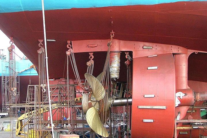Máster Reparación Naval