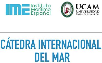 La Universidad Católica de Murcia y el Instituto Marítimo Español crean la Cátedra del Mar