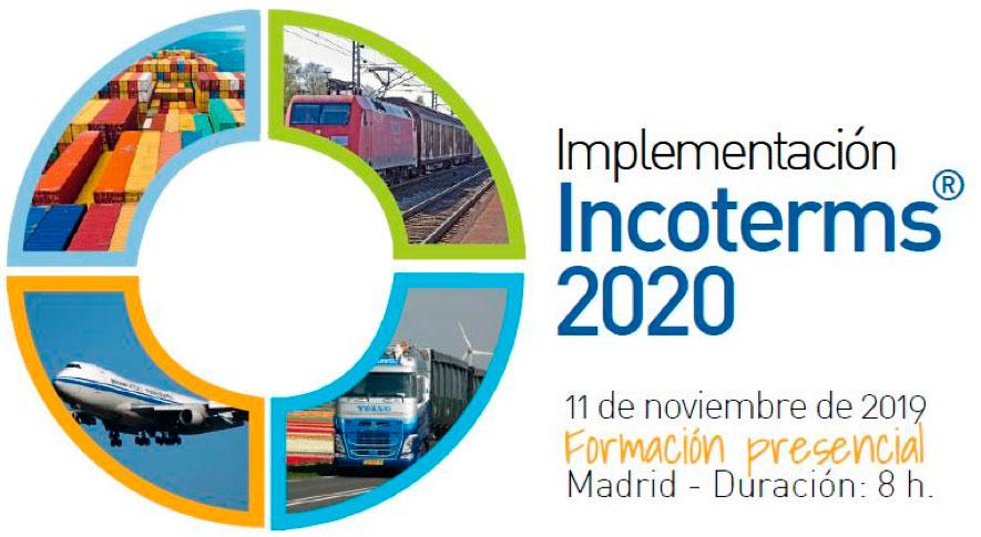 Incoterms 2020®: el IME ofrece todas las novedades en una jornada presencial en Madrid