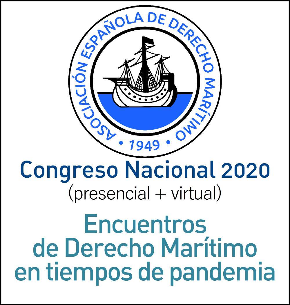 Congreso Nacional 2020 de la Asociación Española de Derecho Marítimo