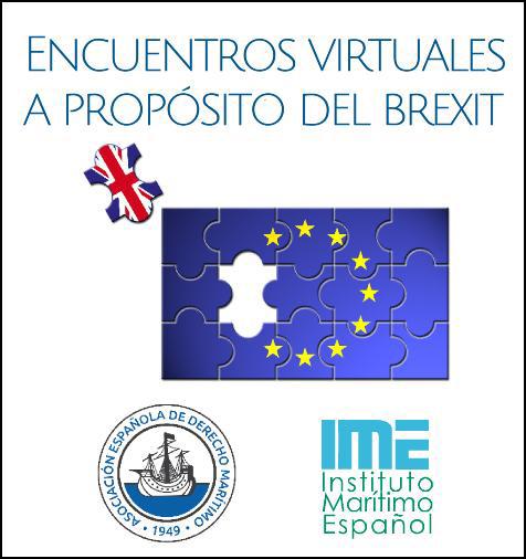 Impacto del Brexit en el Seguro Marítimo - 20 de mayo 2021