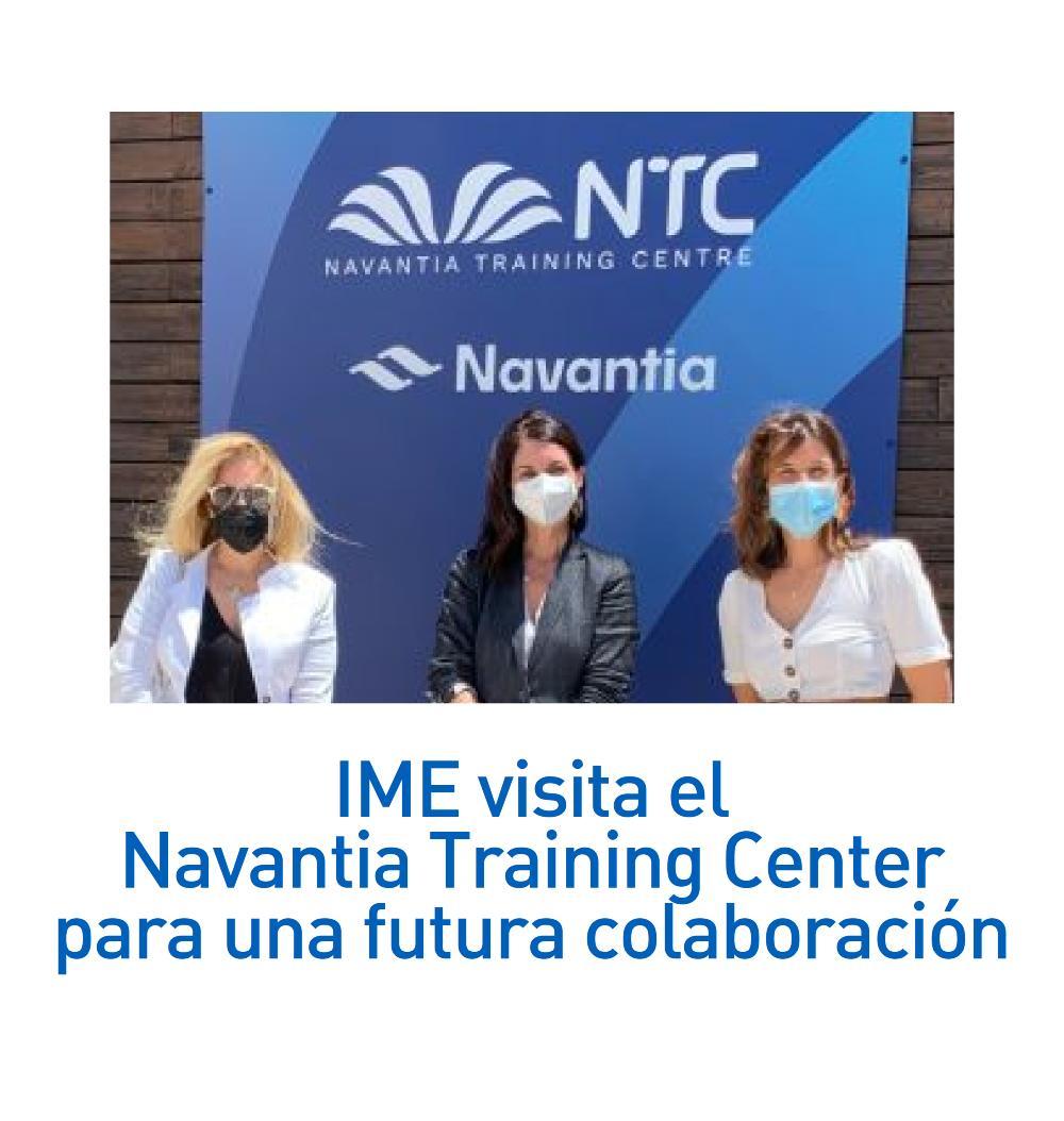 Visitamos el nuevo Navantia Training Center