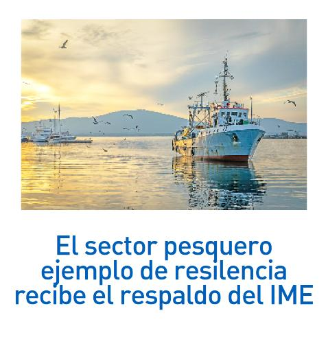 IME y Altum reconocen y respaldan el papel fundamental del sector de la pesca